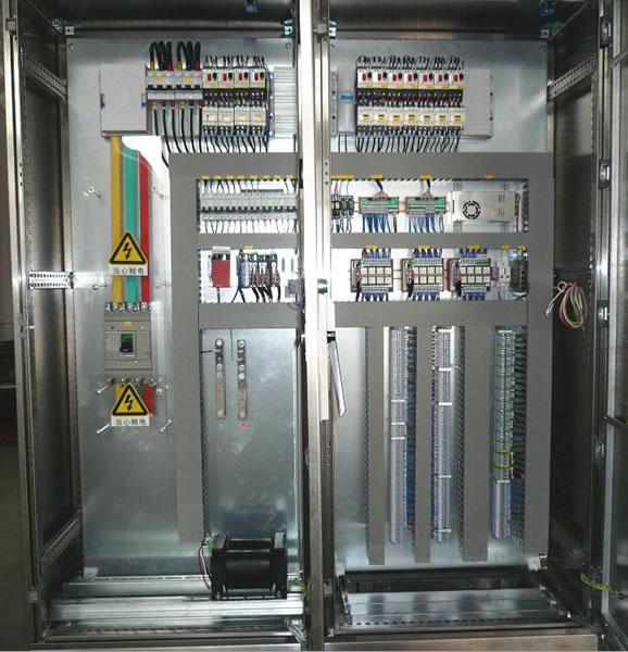 废液废气焚烧炉控制系统